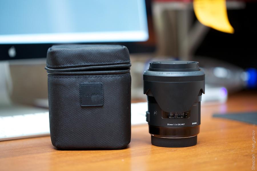 Sigma 35mm f/1.4 DG HSM A1 vs Canon EF 35mm f/1.4L USM
