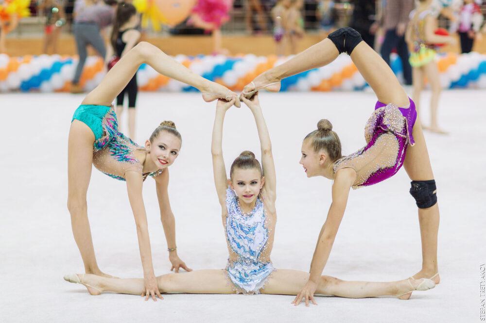 Открытый турнир по художественной гимнастике на призы Яны Батыршиной